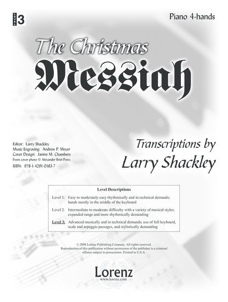 The Christmas Messiah