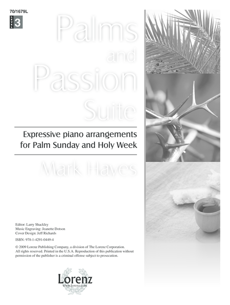 Palms and Passion Suite