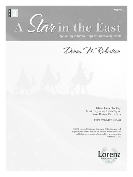 A Star in the East