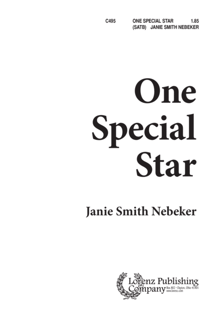 One Special Star