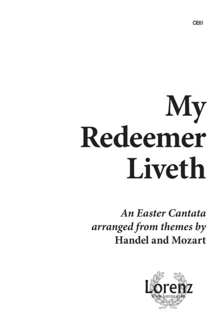 My Redeemer Liveth (Revised)