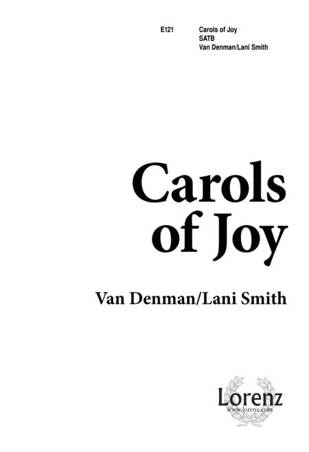 Carols of Joy