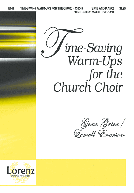 Time-Saving Warm-Ups for Church Choir