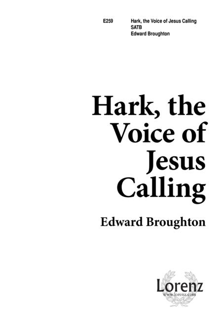 Hark! The Voice of Jesus Calling