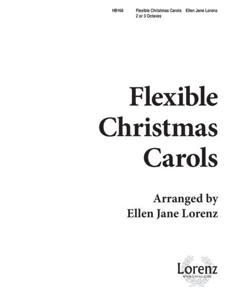 Flexible Christmas Carols