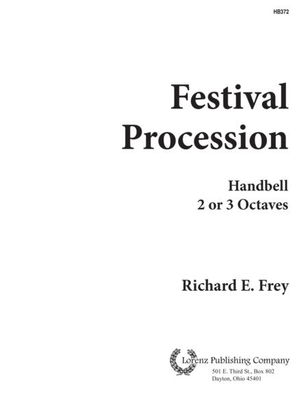 Festival Procession - Handbell