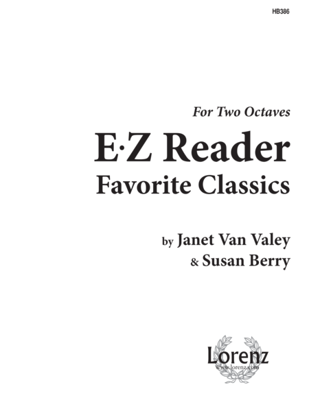 E-Z Reader Favorite Classics
