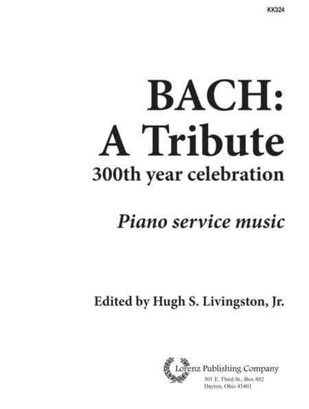 Bach A Tribute