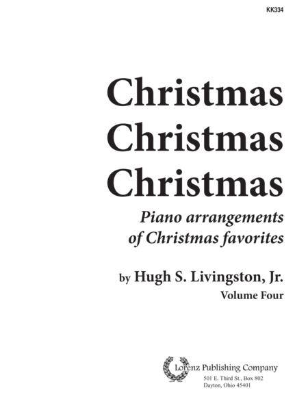 Christmas, Christmas, Christmas, Vol. 4