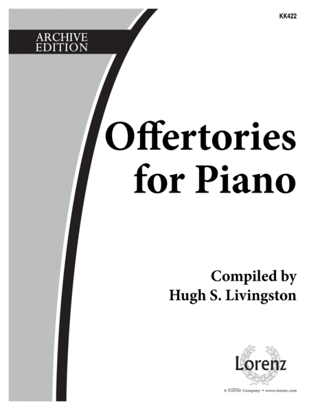 Offertories for Piano