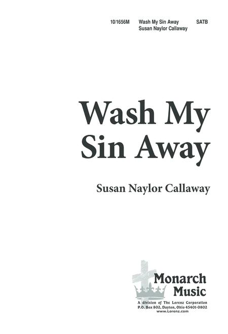 Wash My Sin Away