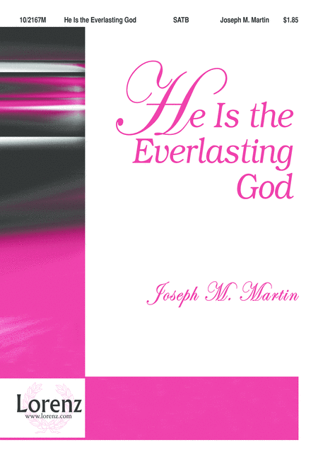 He Is the Everlasting God