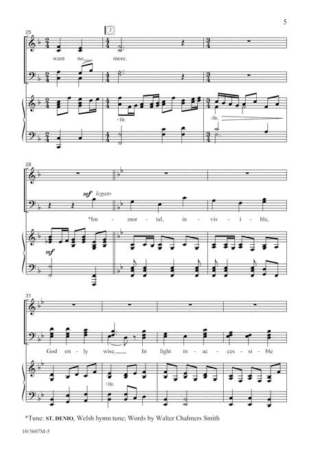 Immortal Hymns of Praise