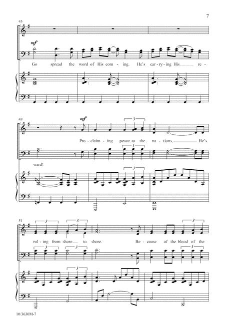 Hosanna! We Sing!