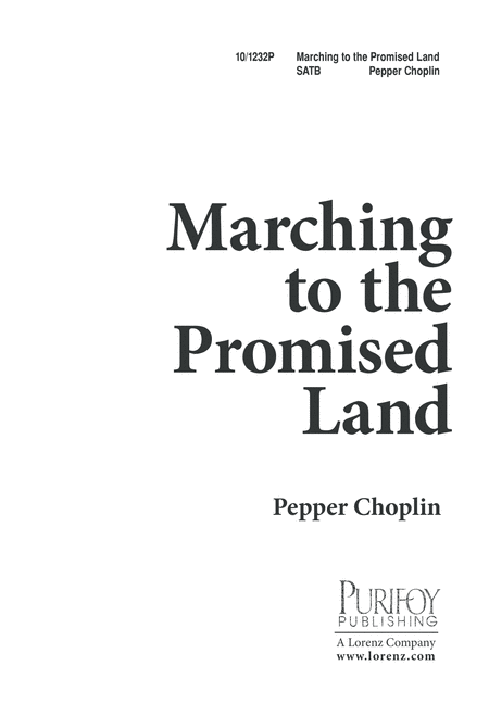 Marching to the Promised Land