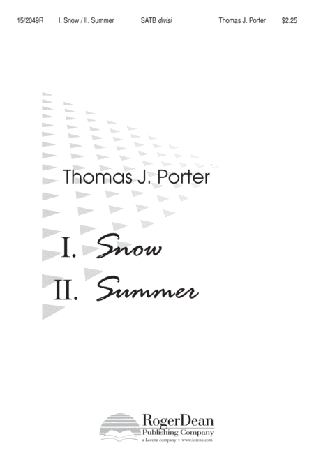 Snow and Summer