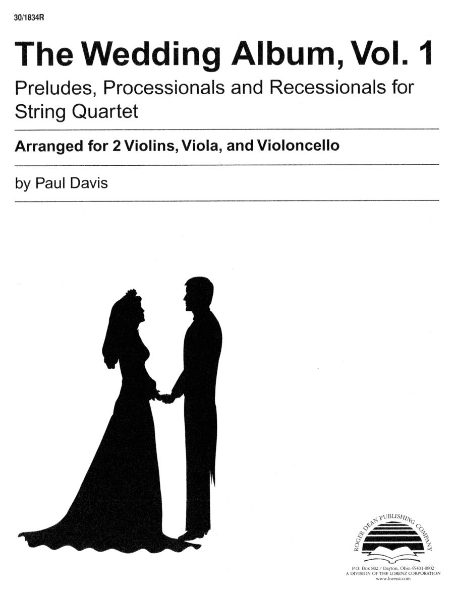 The Wedding Album, Volume 1