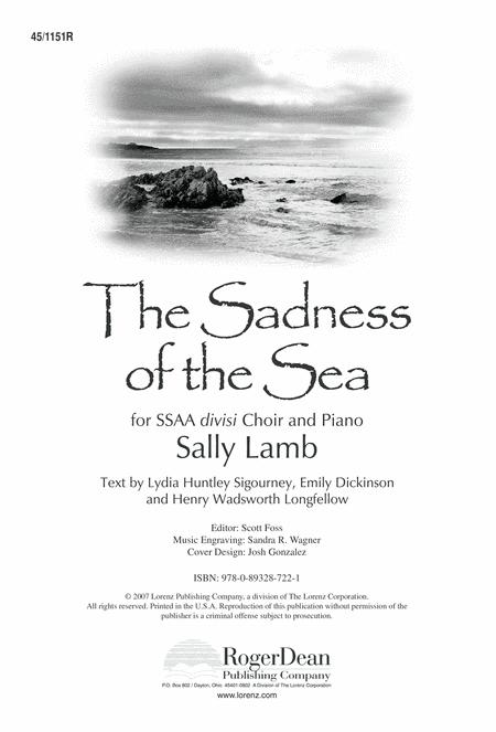 The Sadness of the Sea