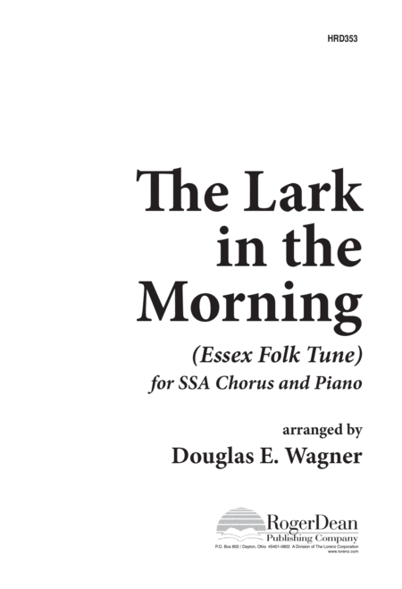The Lark in the Morning