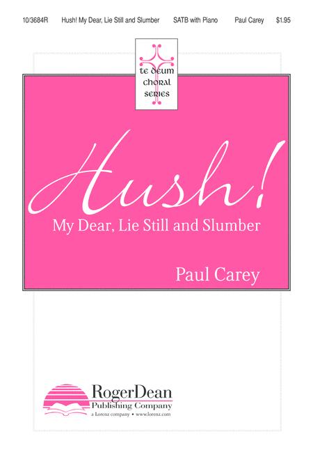 Hush! My Dear, Lie Still and Slumber
