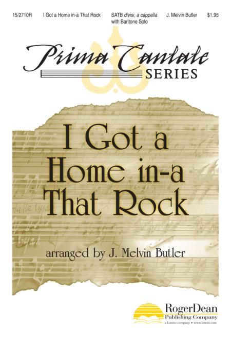 I Got a Home in-a That Rock