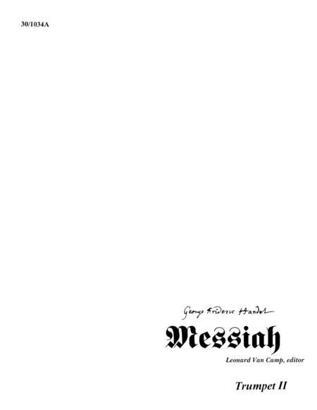 Messiah - Trumpet II
