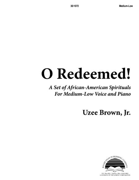 O Redeemed!