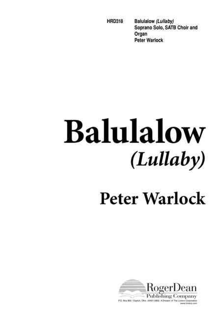 Balulalow