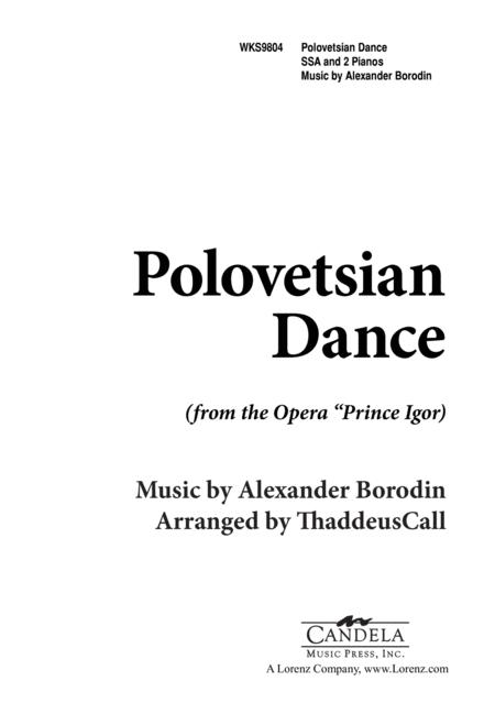 Polovetsian Dance