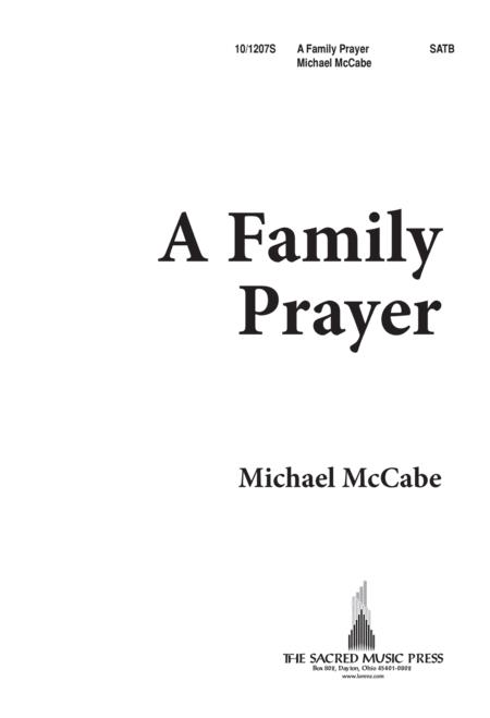 A Family Prayer