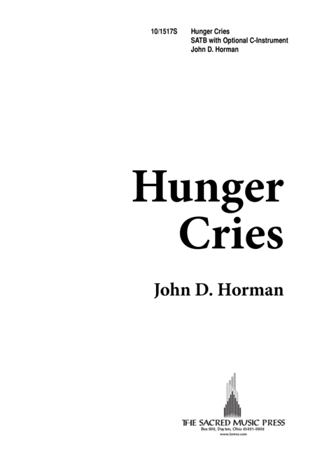 Hunger Cries