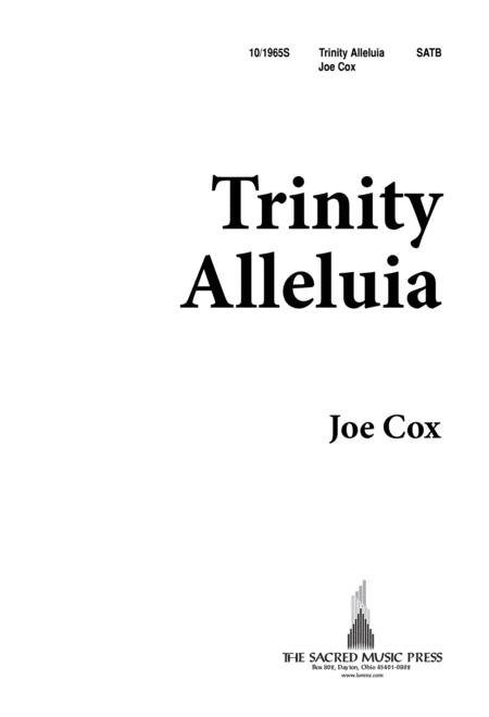 Trinity Alleluia