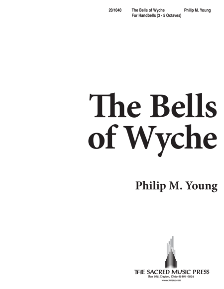 The Bells of Wyche