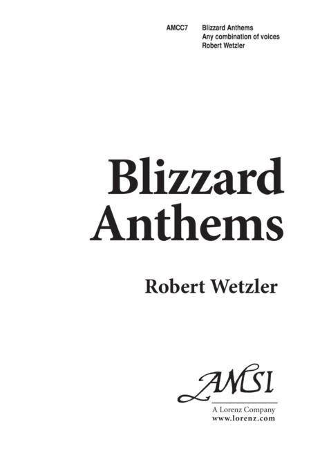 Blizzard Anthems