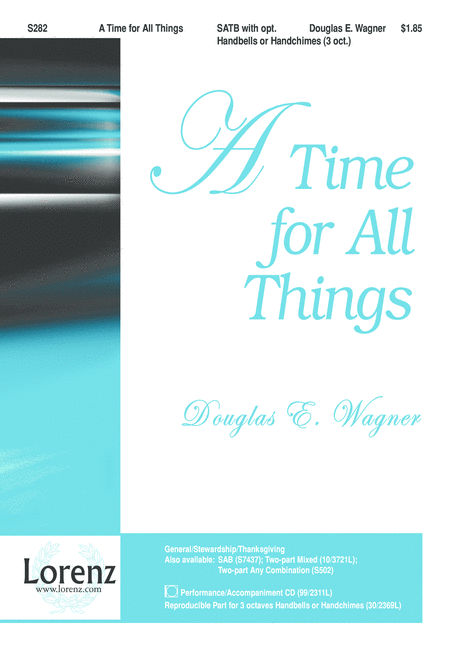 A Time for All Things