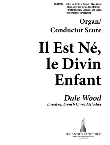 Il Est Ne le Divin Enfant - Director/Organ Edition