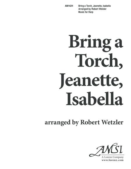 Bring a Torch - Harp Part
