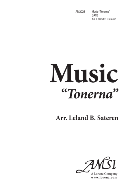 Music (Tonerna)