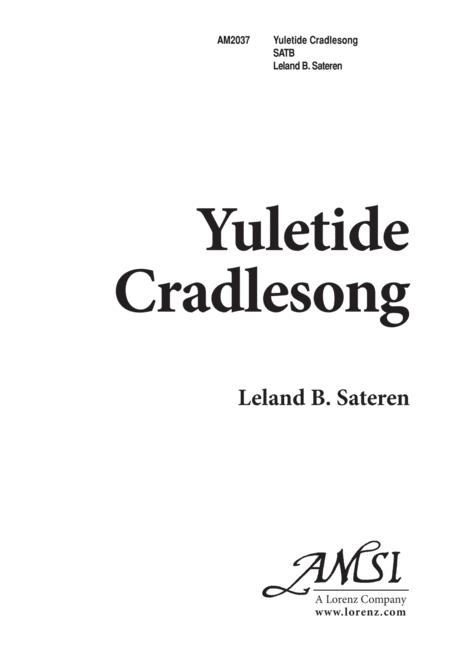 Yuletide Cradlesong
