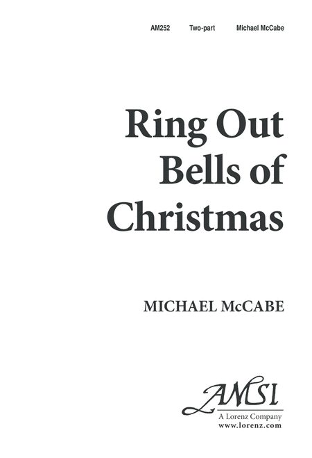 Ring Out, Bells of Christmas