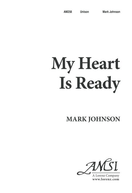 My Heart is Ready