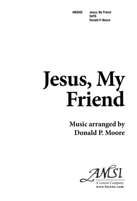 Jesus, My Friend