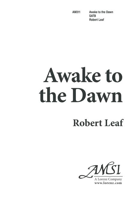 Awake to the Dawn