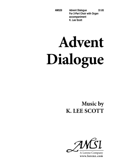 Advent Dialogue