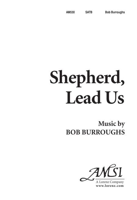 Shepherd, Lead Us