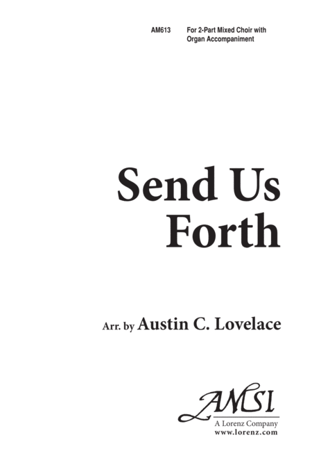 Send Us Forth