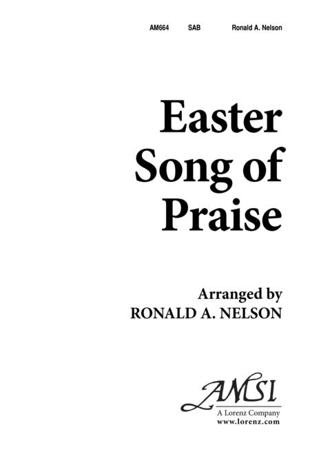 Easter Song of Praise