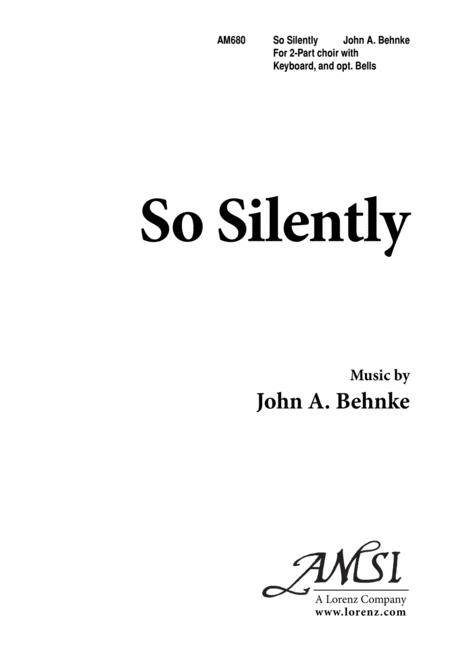 So Silently