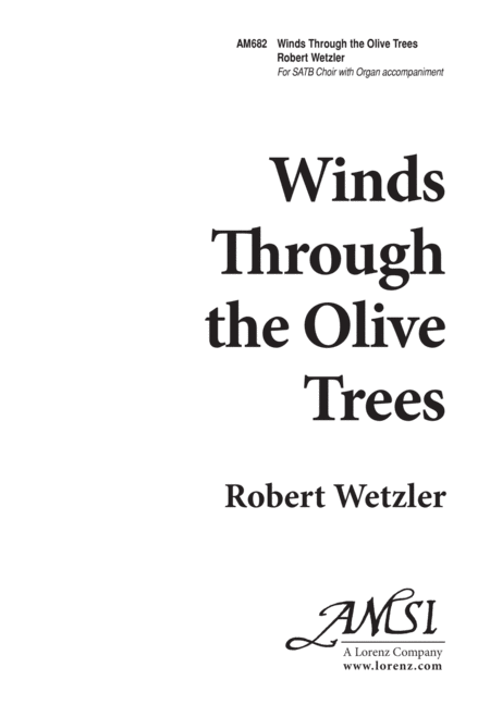 Winds Through the Olive Trees