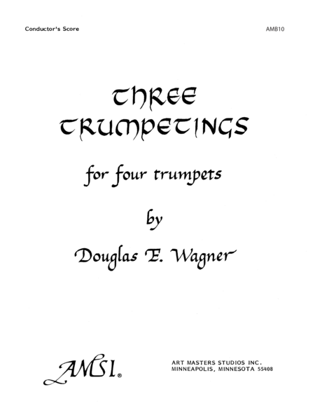 Three Trumpetings